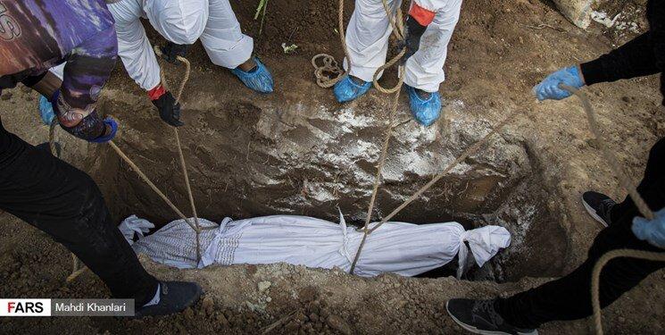 ۱۸ هزار تهرانی به دلیل ابتلا به کرونا فوت کردند
