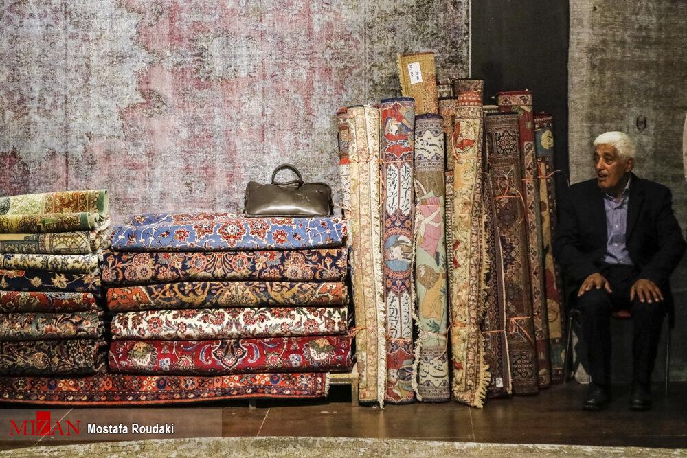 گرانترین فرش دستباف ایران متری ۶۰ میلیون تومان