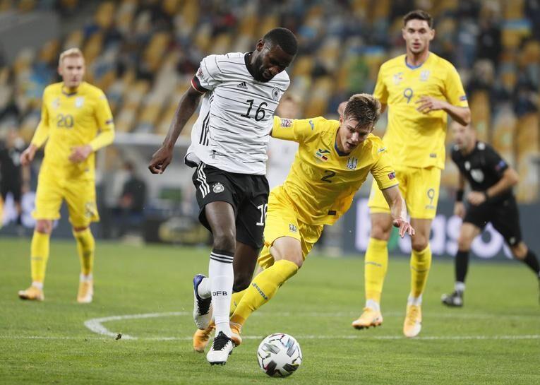 سه کرونایی در تیم ملی اوکراین