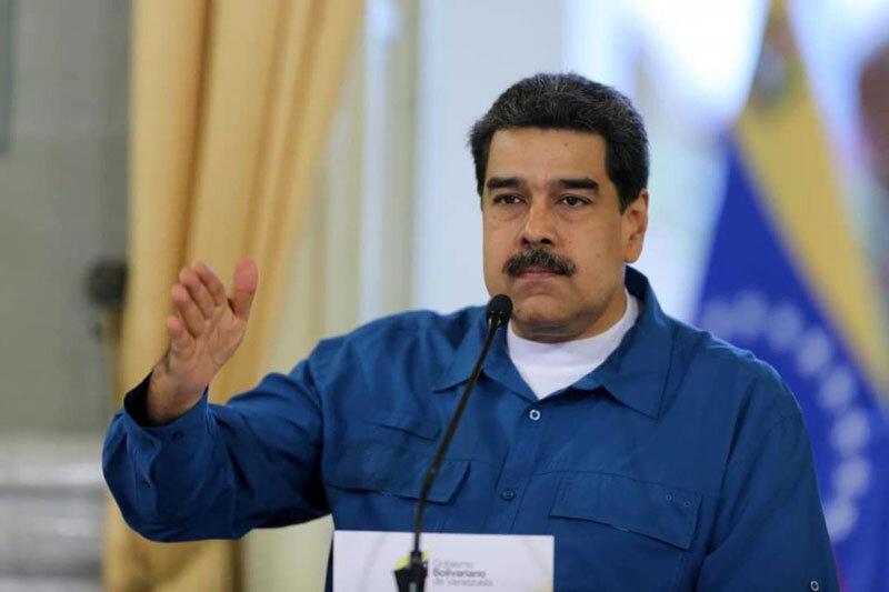 شرط مادورو برای کنارهگیری از قدرت