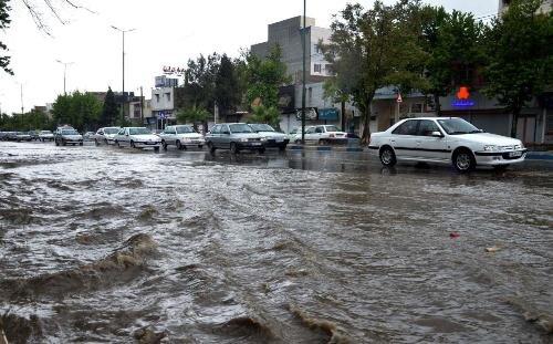 بنعباس: هیچ جای خوزستان درگیر سیل نیست