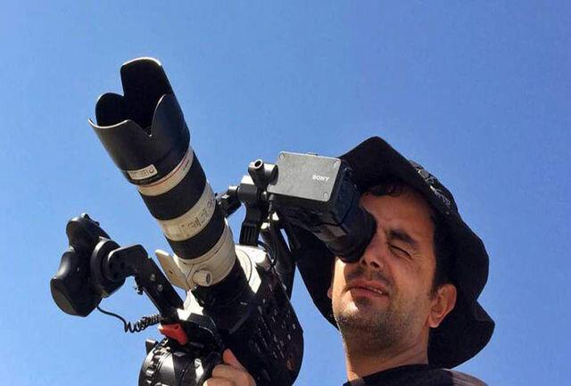 مهدی آزادی برنده جایزه جشنواره کمراایمج شد