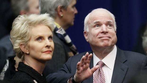 همسر سناتور مک کین، نامزد سفیر دولت بایدن در انگلیس