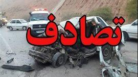 تصادف هولناک در ایرانشهر