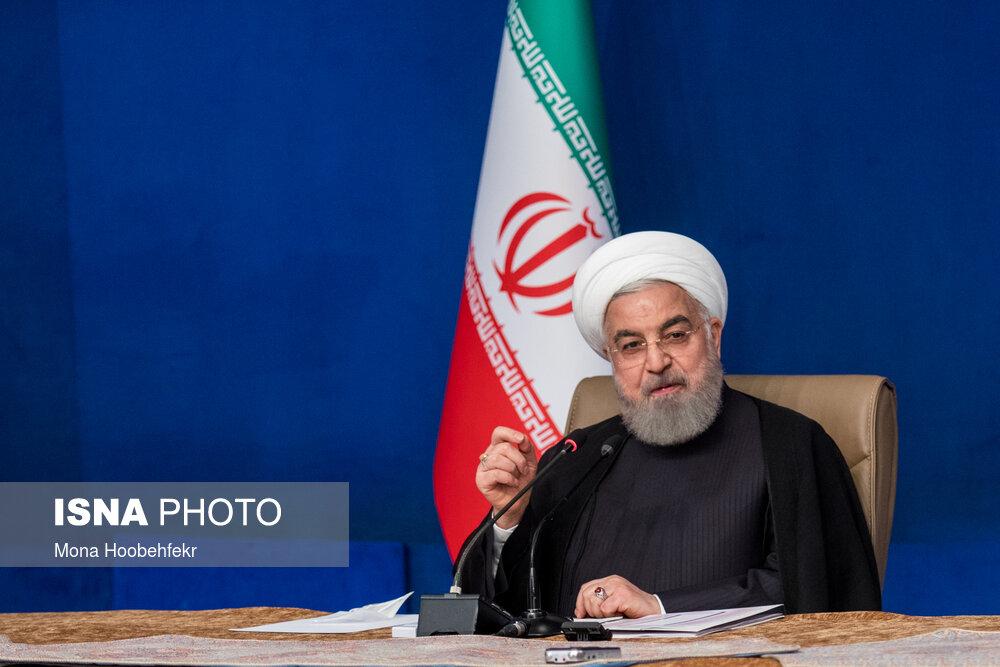 روحانی درباره رئیسجمهور شدن بایدن چه گفت؟