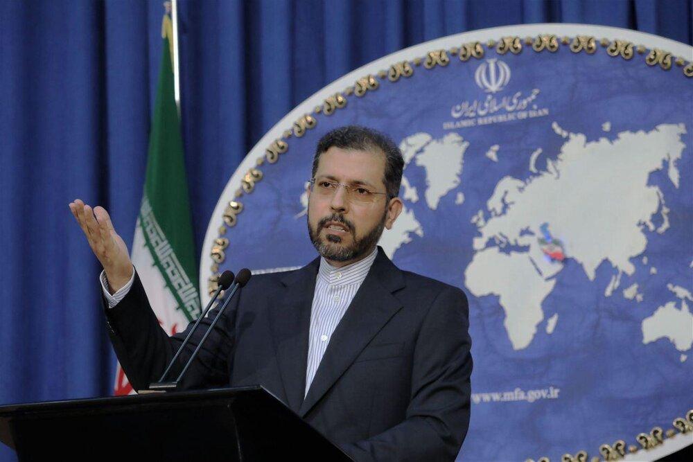 سخنگوی وزارت خارجه جواب عادل الجبیر را داد