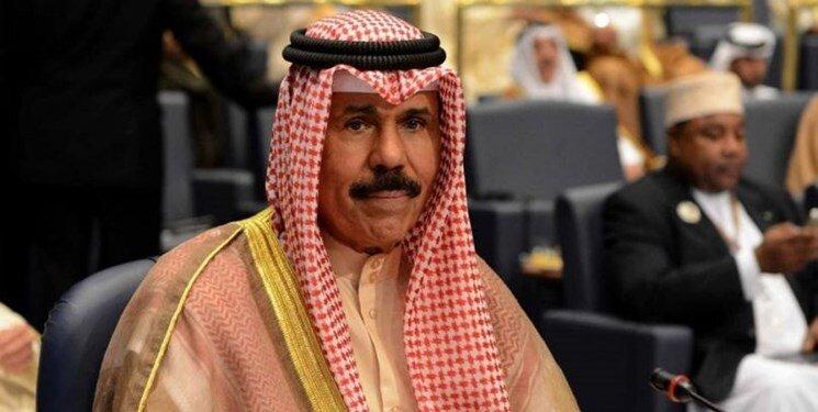 پیام مکتوب امیر کویت به شاه عربستان