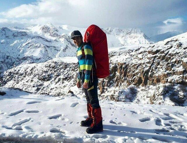 کشف جسد کوهنورد اصفهانی پس از ۱۲ روز در دماوند