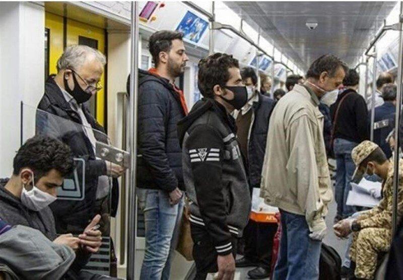 کاهش ۷۰ درصدی تردد مسافران با قطار شهری در مشهد