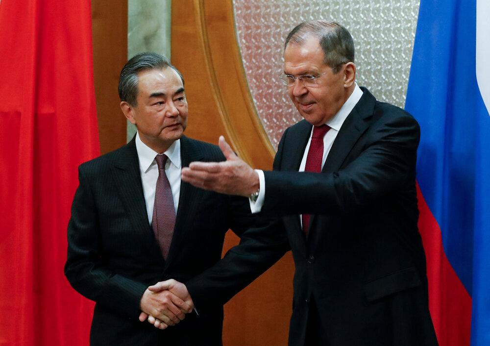وزرای خارجه روسیه و چین درباره توافق هستهای گفتگو کردند