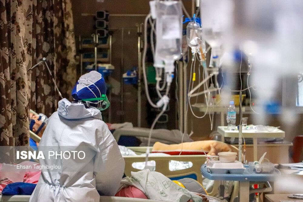 فوت ۴۱۵ بیمار کرونایی در کشور