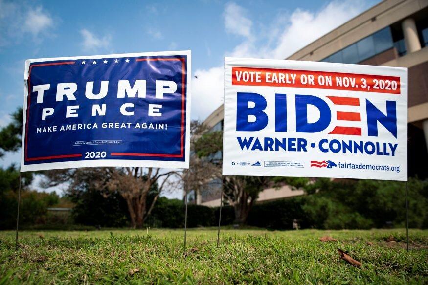 حضور ۷۰ میلیون آمریکایی پای صندوقهای رای
