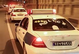 گشت پلیس، گشت امنیت