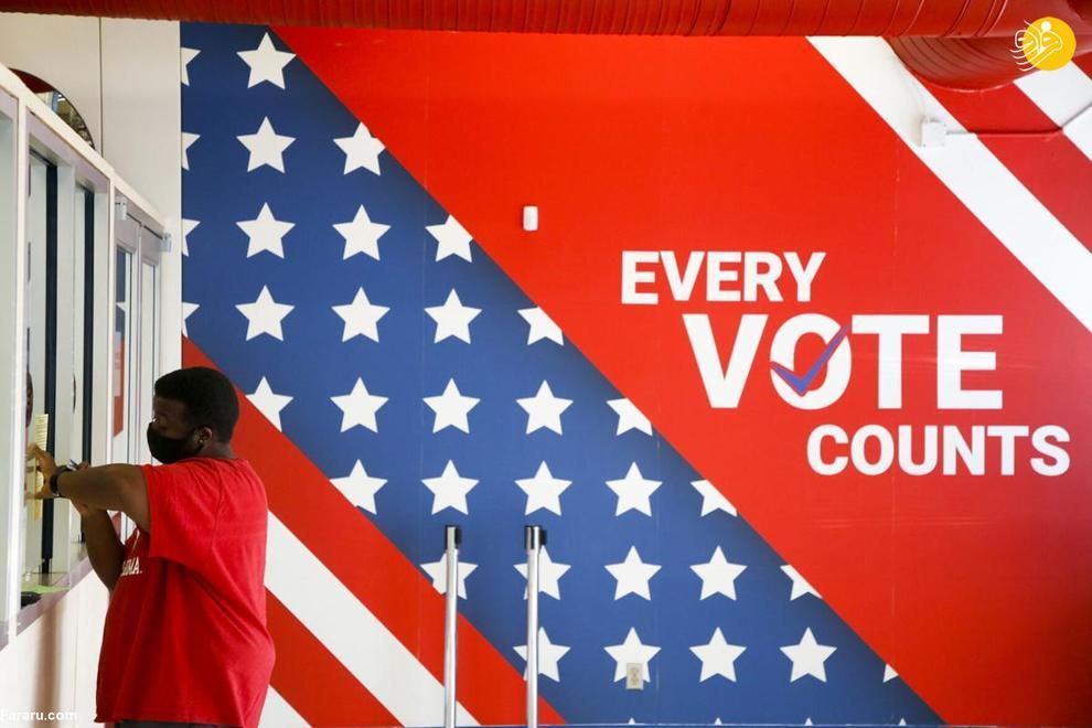 رکورد شکنی انتخابات ریاست جمهوری آمریکا