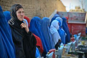 مذاکرات صلح+زنان افغان+افغانستان+طالبان